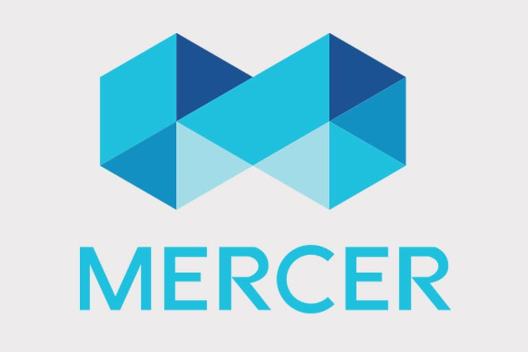 Blue Mercer logo