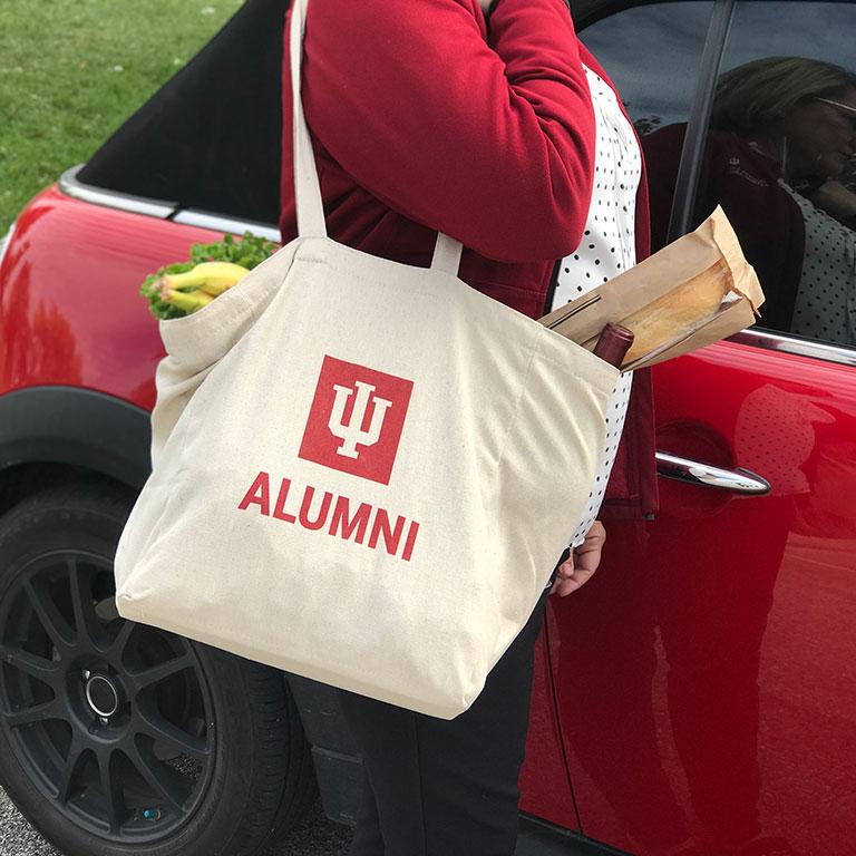 Show Your IU Stripes: Membership: Alumni Association: Indiana University